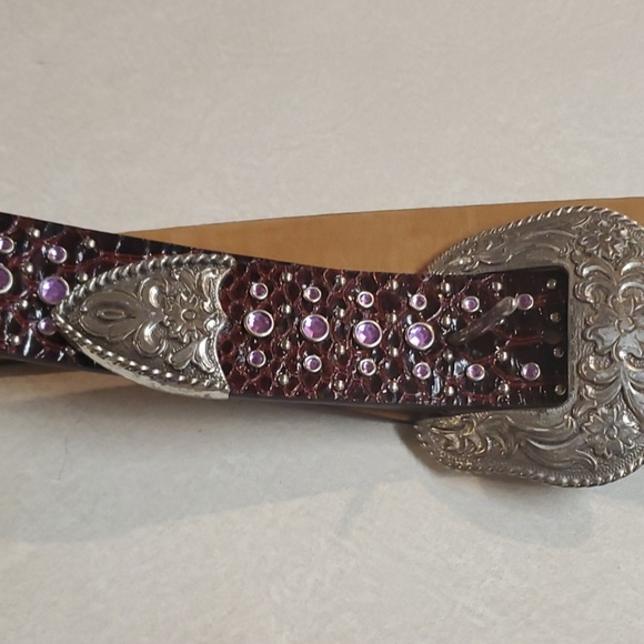Ariat Accessories - Blingy western belt